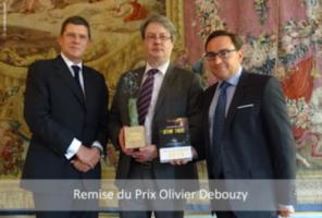 5ème Remise De Prix Olivier Debouzy