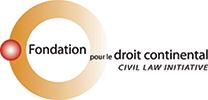 logo_Fondation pour le droit continental