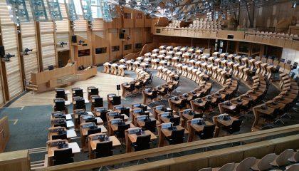 3 Questions à Guillaume Tusseau Sur La Demande D'un Nouveau Référendum Sur L'indépendance De L'Ecosse Par Le Parlement Ecossais