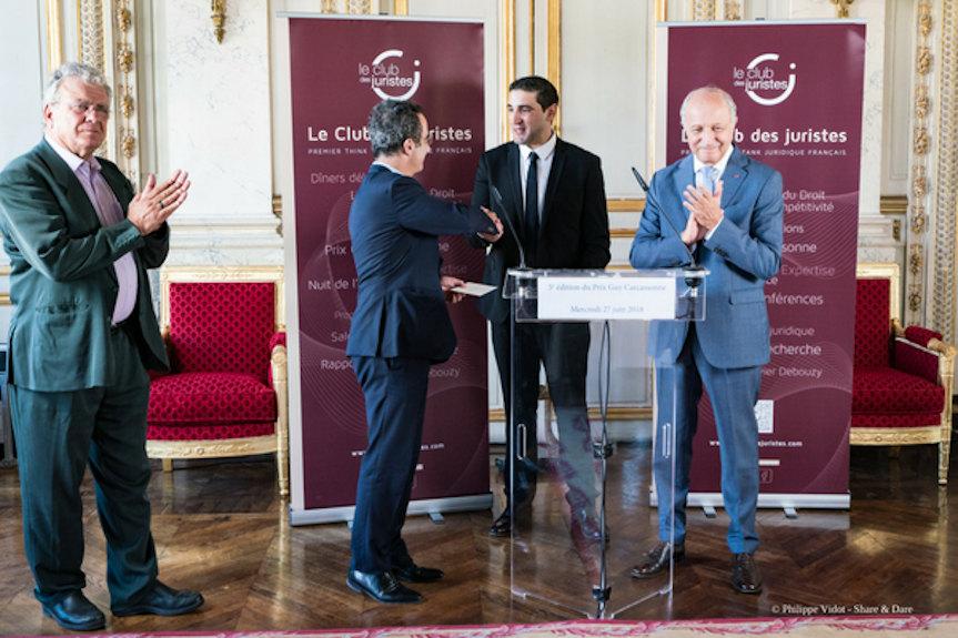 Prix Guy Carcassonne 5ème édition