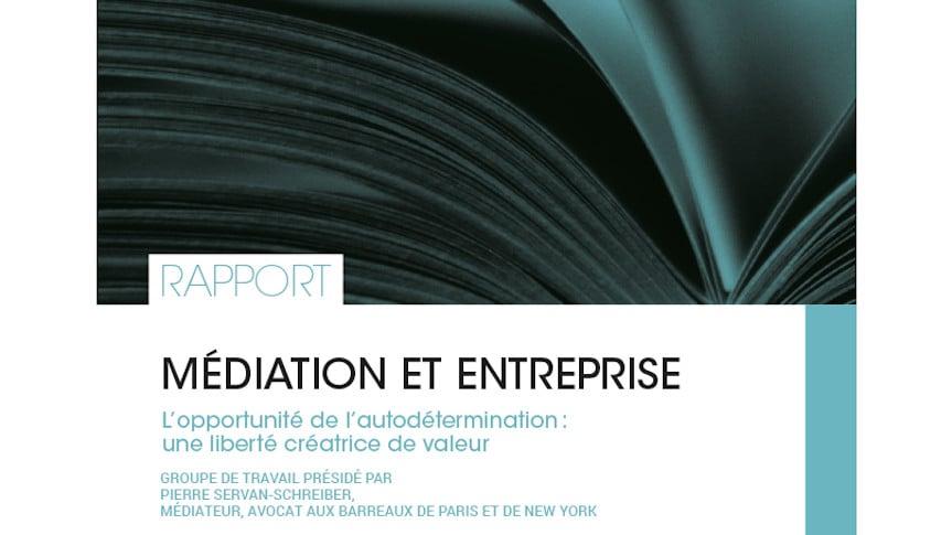Médiation Et Entreprise