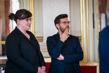 Quelques Candidats Au 6e Prix Guy Carcassonne