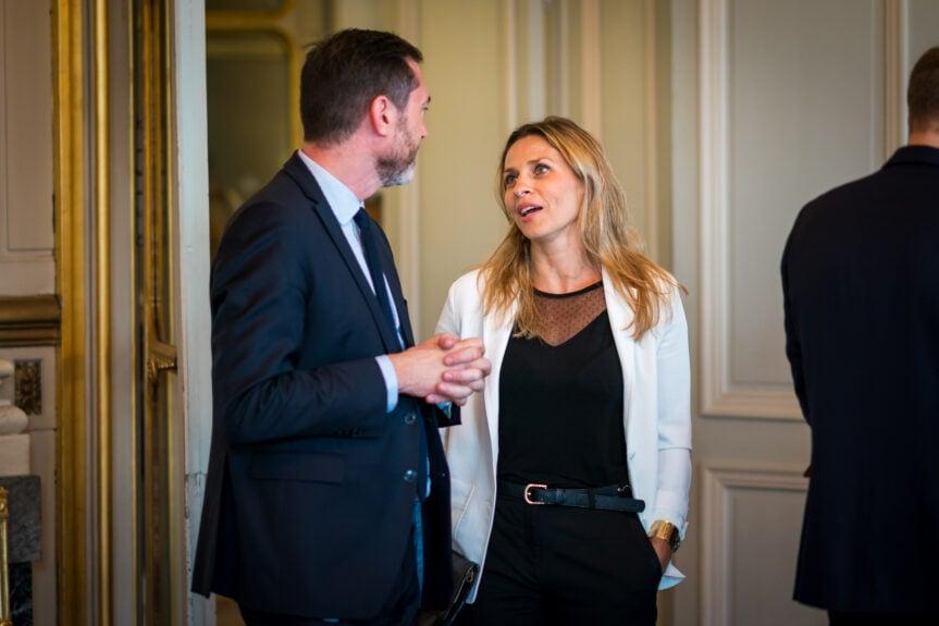 Eric Thiers Et Wanda Mastor