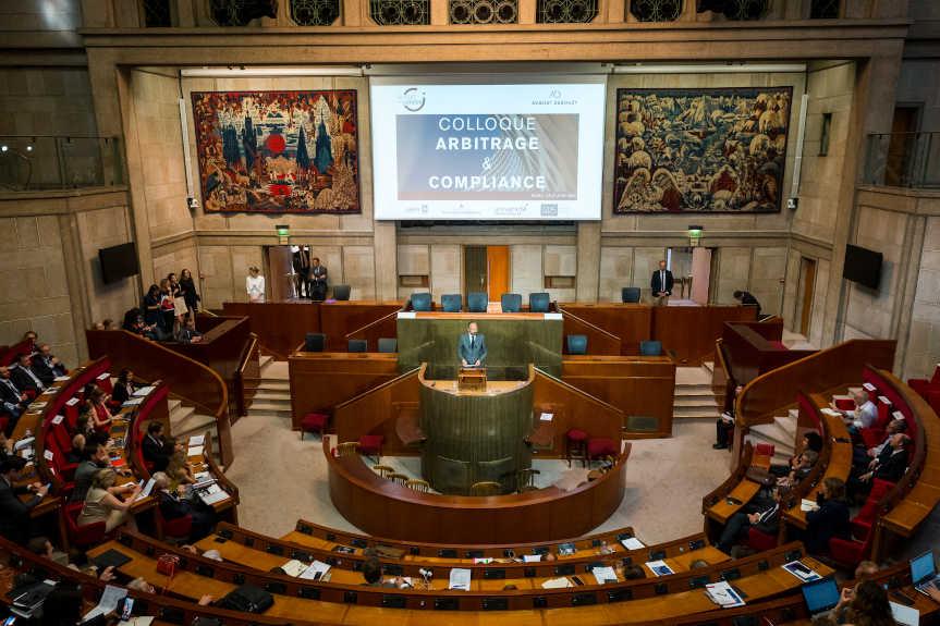 Colloque Compliance Le Club Des Juristes