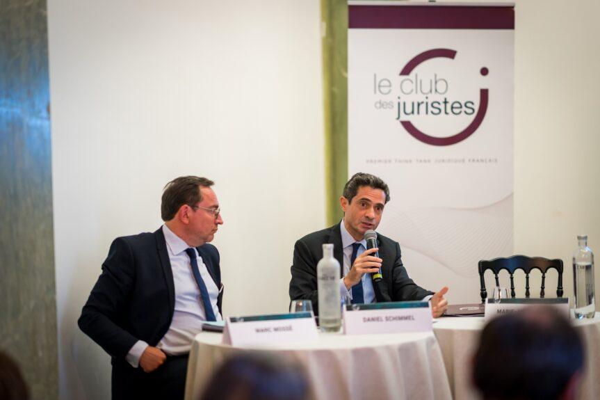 Soirée-débat Du Club Des Juristes - Rapport Gauvain : Quels Choix Pour Les Entreprises Françaises ?