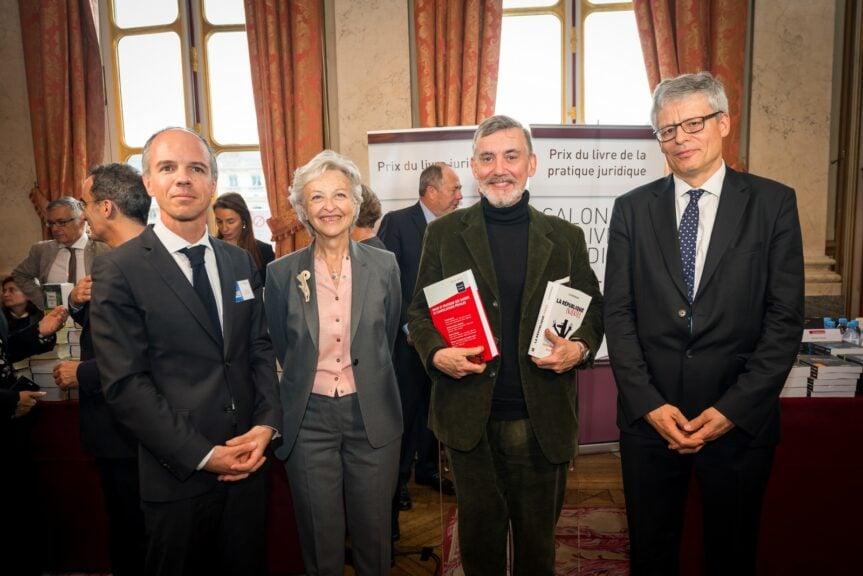Prix Du Livre Juridique Et Prix Du Livre De La Pratique Juridique 2019