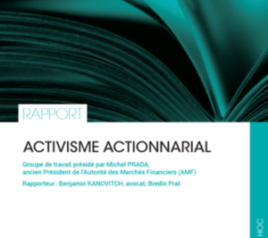 Rapport Activisme Actionnarial