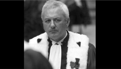 Disparition D'Éric Négron, Premier Président De La Cour D'appel D'Aix-en-Provence