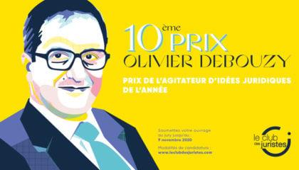 10e Prix Olivier Debouzy 2020