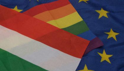 Hongrie Anti-LGBT UE