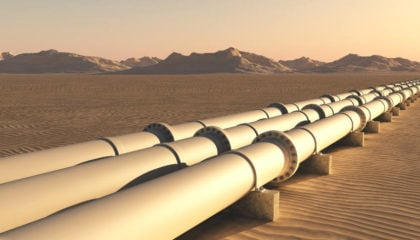 Pipeline Transition énergétique
